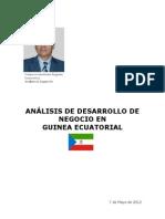 Análisis de desarrollo de negocio en Guinea Ecuatorial