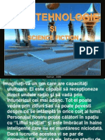 Nanotehnologie- apogeul stiintei