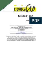 FelixCAD Manual