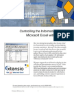 Extensio Excel Technical Whitepaper