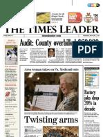 Times Leader 05-09-2012