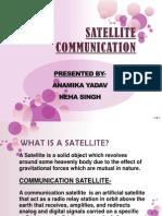 Satellite Communication Ppt