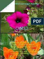 O Encontro Consigo Mesmo (OSHO)
