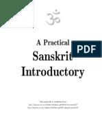 Sanskrit Introductory