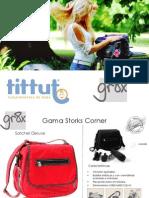Catalogo Gr8x 2012 Tittut