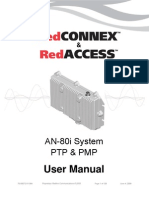 Redline an-80i User Manual