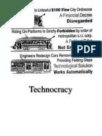 Technocracy 1