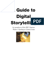 A Guide to Digital Storytelling Bbc