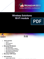 Microchip Korea MASTSERs - Wifi