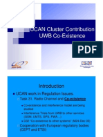 Cluster Ucanregulation
