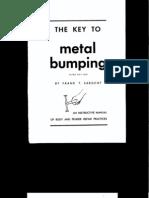 The Key to Metal Bumping (Panel Beating, Auto Body Repair Bible)