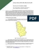 Wind Atlas of Vojvodina