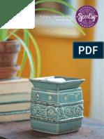 Scentsy Deutschland-Neuer Katalog 2012 Frühjahr/Sommer -Independent Scentsy Direktorin