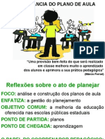 OFICINA DE PLANEJAMENTO
