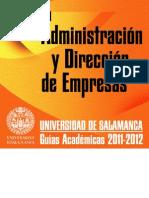 Grado Admin is Trac Ion Direccion Empresas Final 2 2011-2012-2