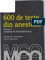 600 de Teste Din Anestesie 1