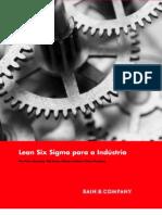 Lean Six Sigma Para a Industria
