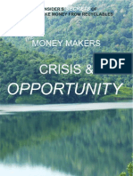 The Money Makers_Crisis & Opportunity