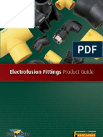 Electrofusion Fittings - Product Guide