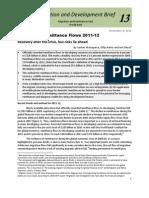 Migration and Development Brief 13