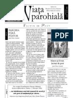 Parohia Fara Pastor - Lecturi de Post