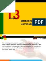 Marketing Communication-Marketing Management