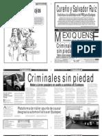 Versión impresa del periódico El mexiquense 9 mayo 2012