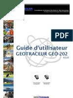 Guide Utilisateur GEO-202