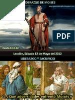 Lección 06 - El liderazgo de Moisés
