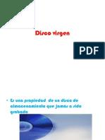 Disco Virgen
