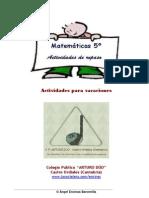reapaso matemáticas 5º primaria