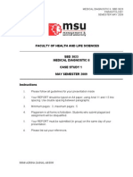 Lecture Notes on Medical Parasitology (Introduction) By: Gessessew