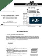JVC HM-HDS1 Service Manual