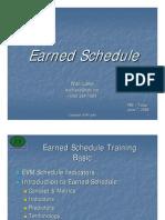 Earned Schedule PMI-Tulsa