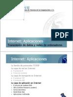 7 Internet - Aplicaciones