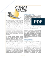 The Science of Breath