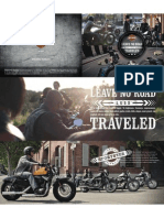 Harley Davidson India Motorcycles Brochure
