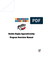rugby coaching manual