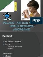 Pelarut Air & Non Air-MEDIA