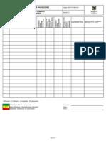 GCP-FO-500-012 Reevaluacion de Proveedores