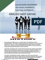 Analisis Swot Gap