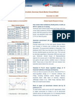Auto Bailout Plan pdf American Stock Market Closed Mixed