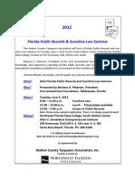 FAF Seminar Flyer
