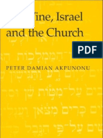 Peter Damian Akpunonu, The Vine, Israel and the Church