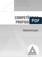Competencias Profissionais