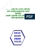 SLIDE 1 - VIS+âO CELULAR
