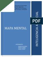Inteligencia Artificial MAPA MENTAL