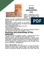 Appendicitis Aa