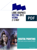 Digital Painting LGM