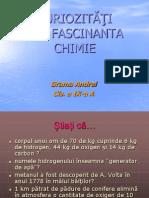 ANDREI CHIMIE CURIOZITATI